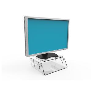 Crystal Monitorstandaard - monitor verhoger