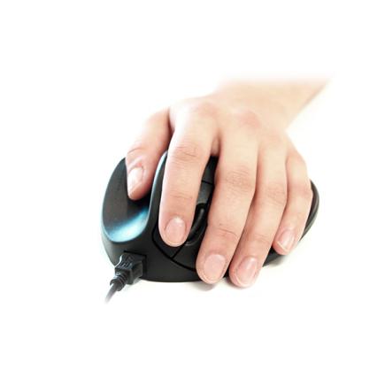 HandshoeMouse BRT LC Medium Links - ergonomische muis