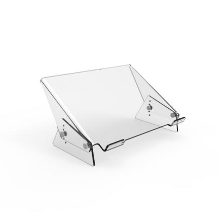 Crystal Laptopstandaard (ErgoSupply)
