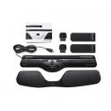 Rollermouse Free 2 Zwart - ergonomische muis