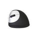 HE Mouse Links Draadloos - ergonomische muis