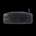 Goldtouch toetsenbord zwart AZERTY - ergonomisch toetsenbord