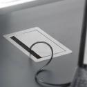 Evoline Fliptop Data (3x230V) - kabelmanagement