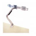 Devia Monitorarm Double Zilver 2-10kg - monitor beugel