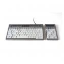 S-board 840 AZERTY - minitoetsenbord