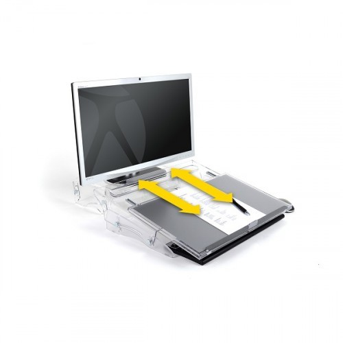 Flexdesk 640 Documenthouder