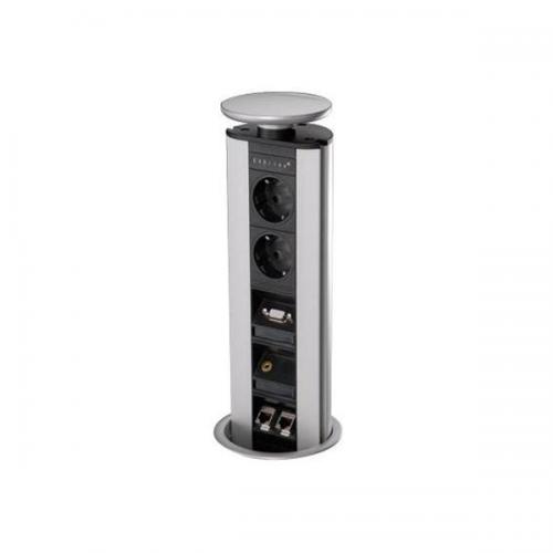 Evoline Port Multimedia - kabelmanagement