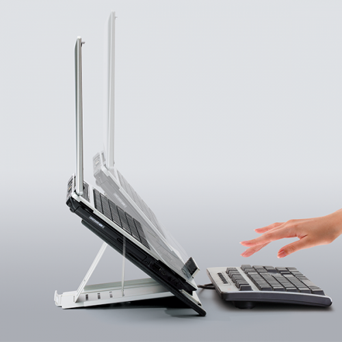 Laptopstandaard Traveler – laptophouder
