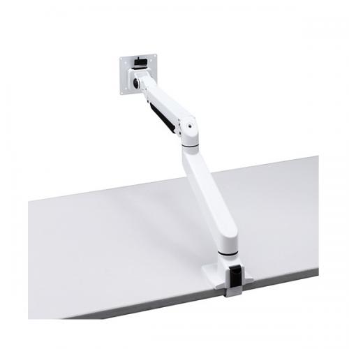 Devia Monitorarm Wit 2 - 10 kg - monitor beugel