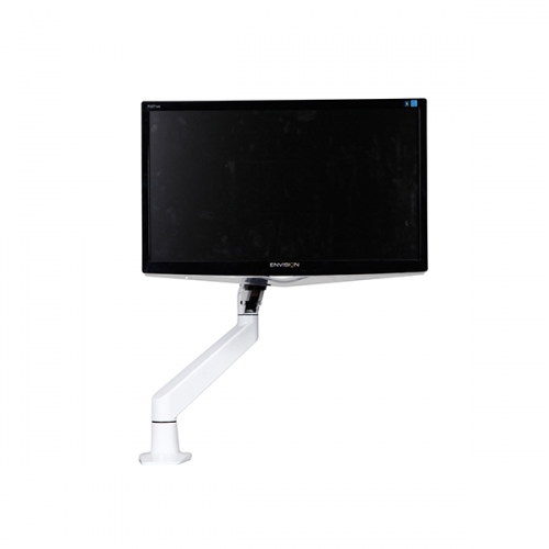 Devia Monitorarm Wit 2 - 10 kg - monitor beugel